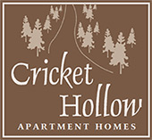Cricket Hollow Apartments Retina Logo